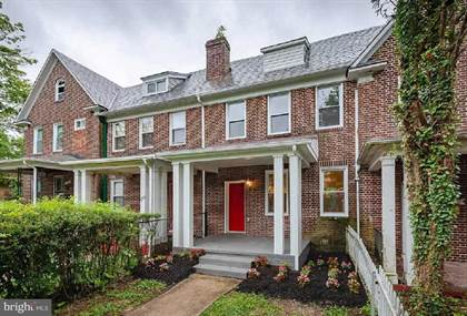 Residential Property for sale in 4005 WOODHAVEN AVENUE, Baltimore City, MD, 21216
