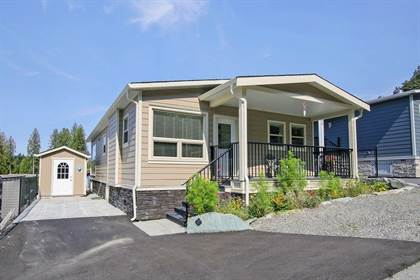 Single Family for sale in 53480 BRIDAL FALLS ROAD 89, Wahleach Lake, British Columbia