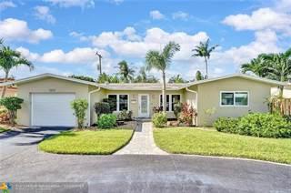 Single Family for sale in 1820 NE 54th St, Fort Lauderdale, FL, 33308
