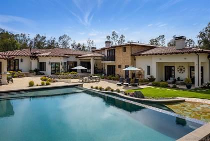 Residential Property for sale in 16109 Rambla De Las Flores, Rancho Santa Fe, CA, 92067