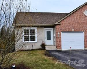 Townhouse for sale in 81 MILLRIDGE LANE, Fredericton, New Brunswick