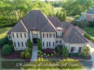 Single Family For Sale In Victoria Park Lane, Raleigh, NC, 27614