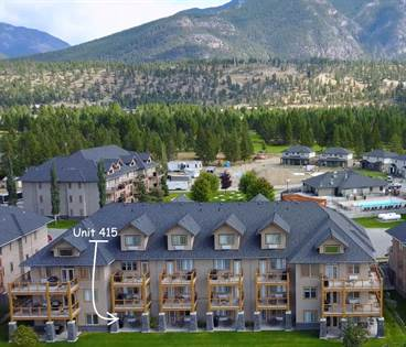 Single Family for rent in 400 BIGHORN BOULEVARD 415 B, Radium Hot Springs, British Columbia, V0A1M0