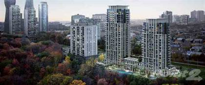 Condominium for sale in KEYSTONE CONDOS PLATINUM SALES STARTED, Mississauga, ON, Mississauga, Ontario, L5A 4L4