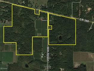 Farm And Agriculture for sale in 3550 56th, Greater Bangor, MI, 49056