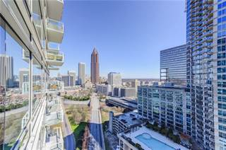 Condo for sale in 45 Ivan Allen Jr Boulevard NW 2008, Atlanta, GA, 30308