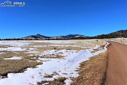 Lots And Land for sale in 2225 Doe Valley Road, Guffey, CO, 80820