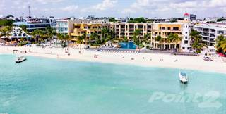 Residential Property for sale in Ocean Front Penthouse in the Heart of the city, 2 Levels Direct Sea facing, Playa del Carmen, Quintana Roo