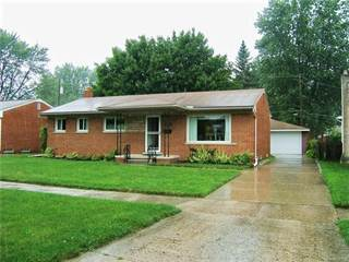 Single Family for sale in 31026 W CHICAGO Street, Livonia, MI, 48150