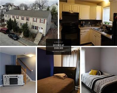 Multifamily for sale in 52 Prescott Street, Providence, RI, 02908