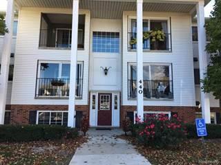Condo for sale in 440 BALDWIN Avenue, Rochester, MI, 48307