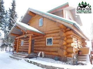 Single Family for sale in 3919 DOBRO DRIVE, Fairbanks, AK, 99709