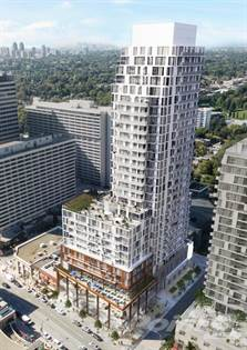 Condominium for sale in Whitehaus Condos with 10% Deposit Only Before Occupancy, Toronto, Ontario, M4P2E6