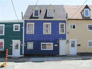 Single Family for sale in 25 Young Street, St. John's, Newfoundland and Labrador, A1C 1Y6