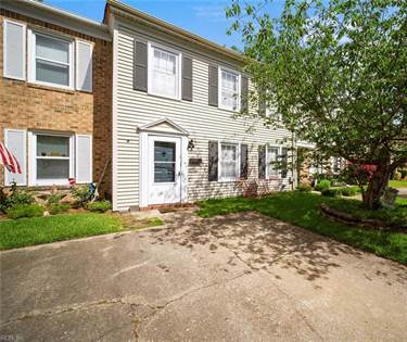 Residential Property for sale in 3214 Clover Hill Drive, Portsmouth, VA, 23703