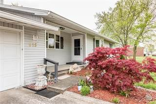 Single Family for sale in 615 South Putnam Street, Bunker Hill, IL, 62014