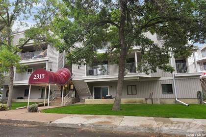 Condominium for sale in 2315 McIntyre STREET 304, Regina, Saskatchewan, S4P 3Y8