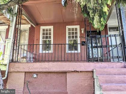 Residential Property for rent in 2704 PRESBURY STREET, Baltimore City, MD, 21216