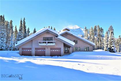 Residential for sale in 16 Mountain Trail Rd, Ulery's Lakes Lot 1, Big Sky, MT, 59716