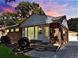 Single Family for sale in 19515 WOODMONT Street, Harper Woods, MI, 48225