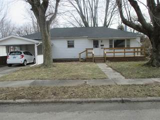 Single Family for sale in 1404 N. Robb St., Robinson, IL, 62454