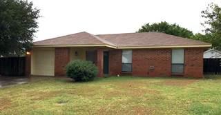 Single Family for sale in 7926 Bonnie Circle, Abilene, TX, 79606