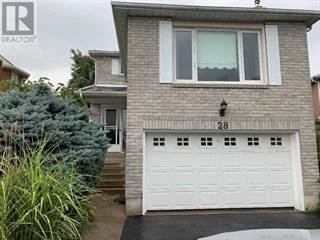Single Family for rent in 28 CORTEZ CRT, Brampton, Ontario, L6X3Z1