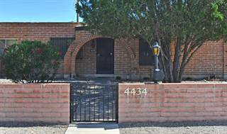 Townhouse for sale in 4434 E Fort Lowell Road, Tucson, AZ, 85712