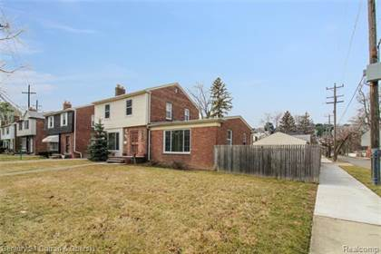 Residential for sale in 12959 MEMORIAL Street, Detroit, MI, 48227