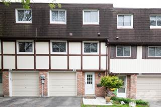 Condo for sale in 49 Thatcher's Mill Way, Markham, Ontario
