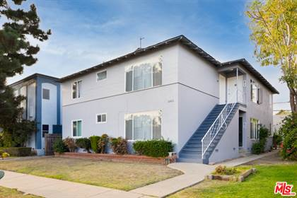 Multifamily for sale in 11411 W Washington PL, Los Angeles, CA, 90066