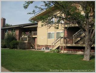 Apartment for rent in 4955 MOORHEAD AVE # 10, Boulder, CO, 80305