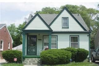 Single Family for sale in 9974 LONGACRE Street, Detroit, MI, 48227