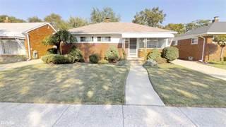 Single Family for sale in 25160 Collingwood, Roseville, MI, 48066