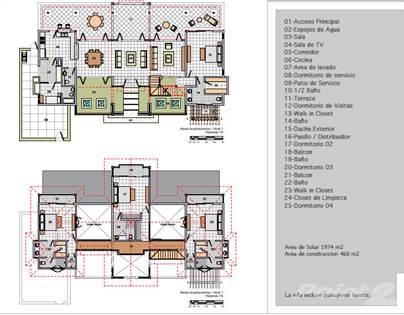 Punta Cana Luxury Villa For Sale Hacienda 4 Bdr 480 M2 Punta