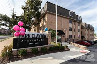 Apartment for rent in Park Clayton, Saint Louis, MO, 63139