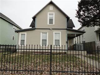 Single Family for rent in 2031 Broadway Street A, Indianapolis, IN, 46202