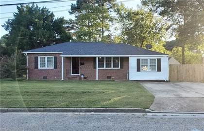 Residential Property for sale in 107 Kerlin Road, Newport News, VA, 23601