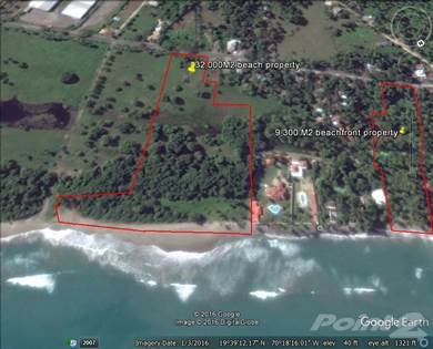 Lots And Land for sale in Large beachfront investment property Las Canas 8 acres, Gaspar Hernandez, Puerto Plata
