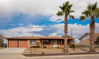 Residential Property for sale in 817 Somerset Drive, El Paso, TX, 79912