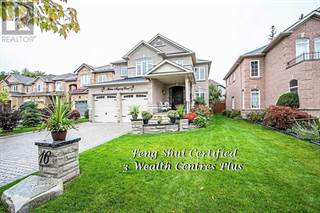 Single Family for sale in 16 MEGARRY CRT, Richmond Hill, Ontario, L4S2S3
