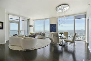 Condo for sale in 425 1st Street 5802, San Francisco, CA, 94103