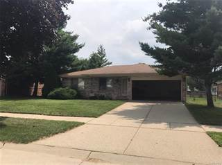 Single Family for rent in 3710 ALDERDALE Drive, Sterling Heights, MI, 48310
