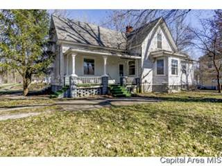 Single Family for sale in 201 S Maple St, Pana, IL, 62557
