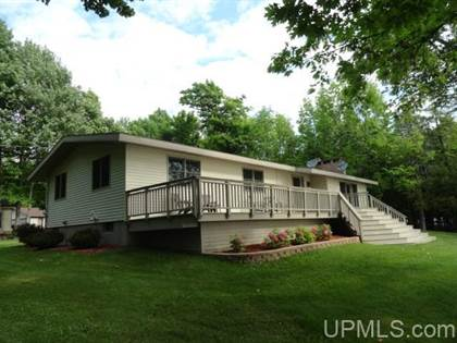 Residential Property for sale in 12716 M64, Marenisco, MI, 49947
