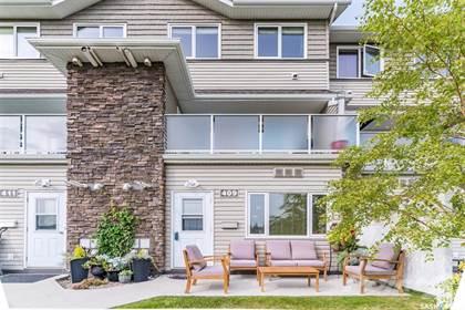 Condominium for sale in 1022 Hampton CIRCLE 409, Saskatoon, Saskatchewan, S7R 0K3