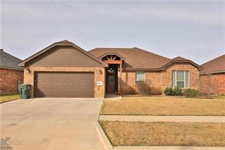 Single Family for sale in 4918 Big Bend Trail, Abilene, TX, 79602
