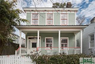 Single Family for sale in 508 E Gordon Street, Savannah, GA, 31401