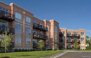 Condo for sale in 101 S UNION Street 314, Plymouth, MI, 48170