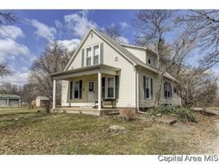 Single Family for sale in 6423  OAK CREST RD, Riverton, IL, 62561